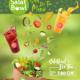 Wokami - Salat&Tea Mix